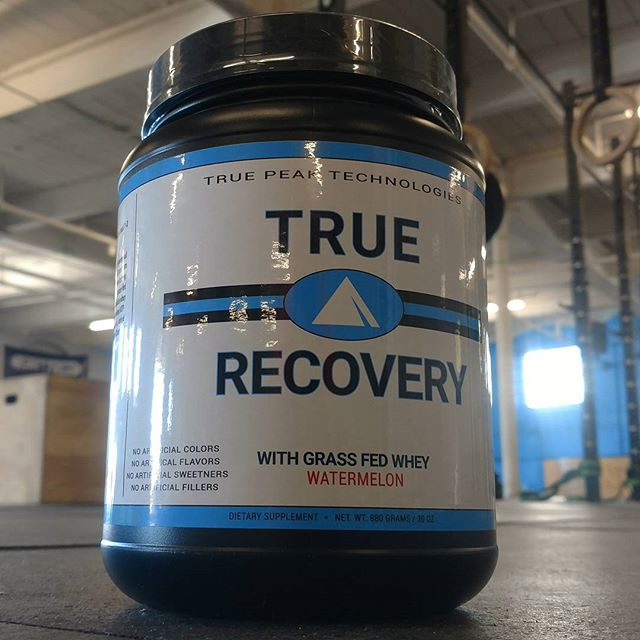TRUE RECOVERY  The top of the line post-workout product on the market!  Have you picked yours up yet?  100% Grass Fed Whey 2:1 Carb to Protein Ratio No artificial flavors, sweeteners, colors or fillers!  Message us today or stop by @truepeakcrossfit for your bottle today!  #supplements #recovery #protein #endurance #strength #postworkout #crossfit #running #swimming #cycling #physique #shredded #ripped #pump #manchestermonarchs #manchesternh #snhu  #snhuarena #mysocialsports #murphystaproom #goffstownnh #bedfordnh #hooksettnh #truepeak #truepeakcrossfit #truepeaktechnologies