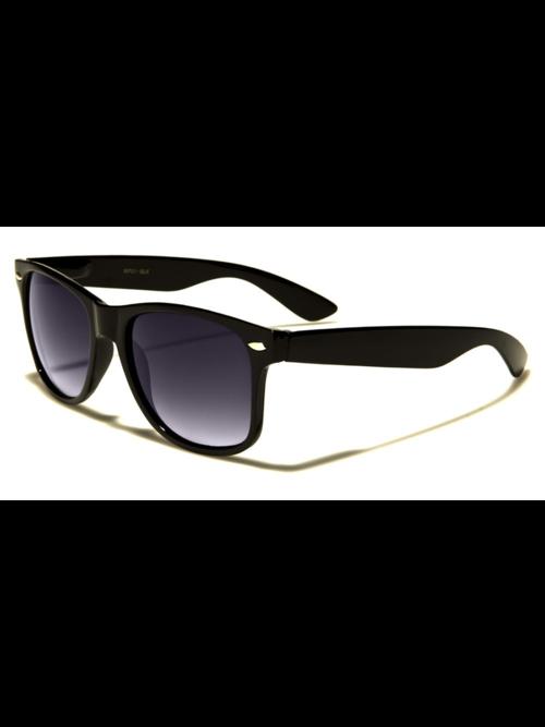 2d85b7d01 jax black wayfarer sunglasses gradient lens ...
