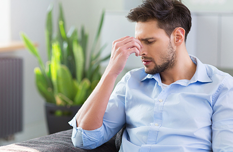 Temporomandiublar joint (TMJ) headaches are common and easy to treat.