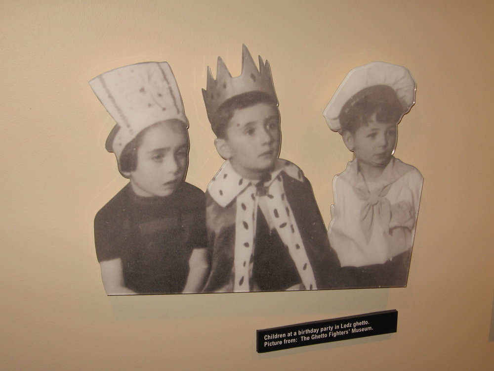 Children on Purim