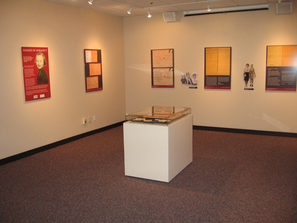 Exhibit spread