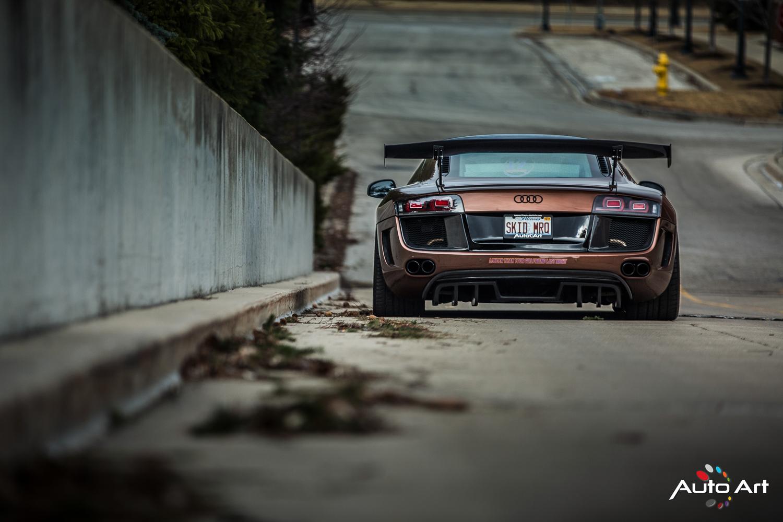 Audi r8 the auto art custom audi r8g publicscrutiny Images