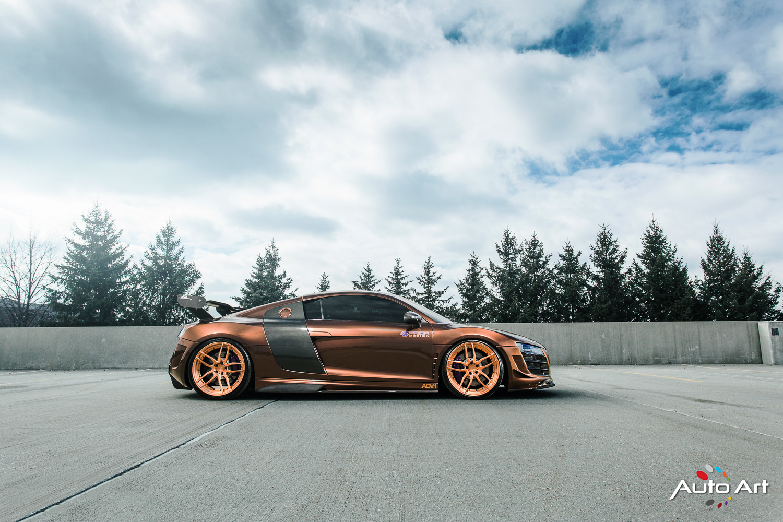 Audi r8 the auto art audi r8 custom build sema carg publicscrutiny Images