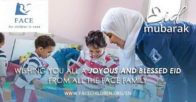 A very blessed Eid to all of you celebrating from the FACE teams !