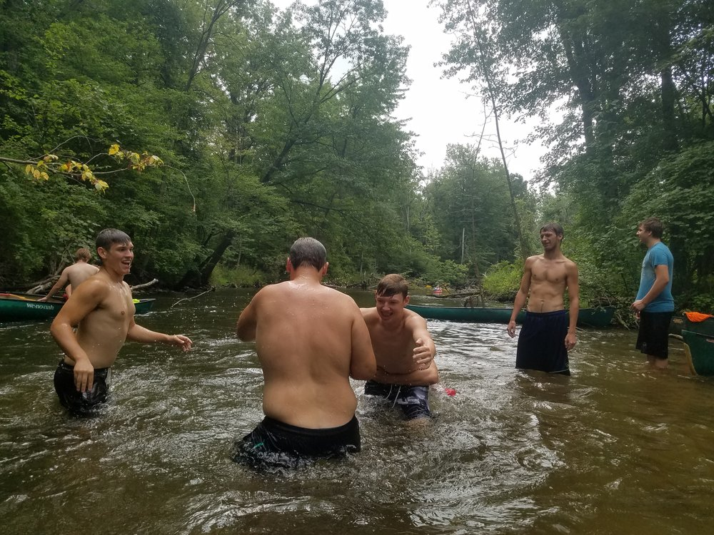 Football Canoe Trip 01