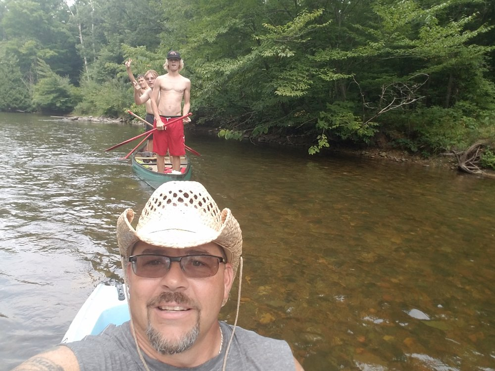 Football Canoe Trip 04