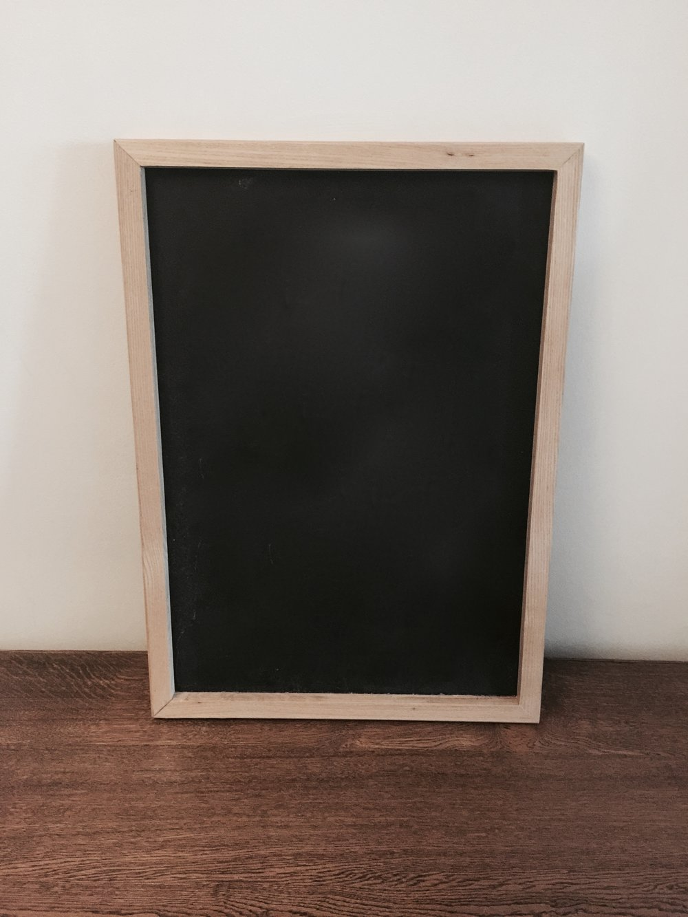A2 Chalkboard £15 to hire