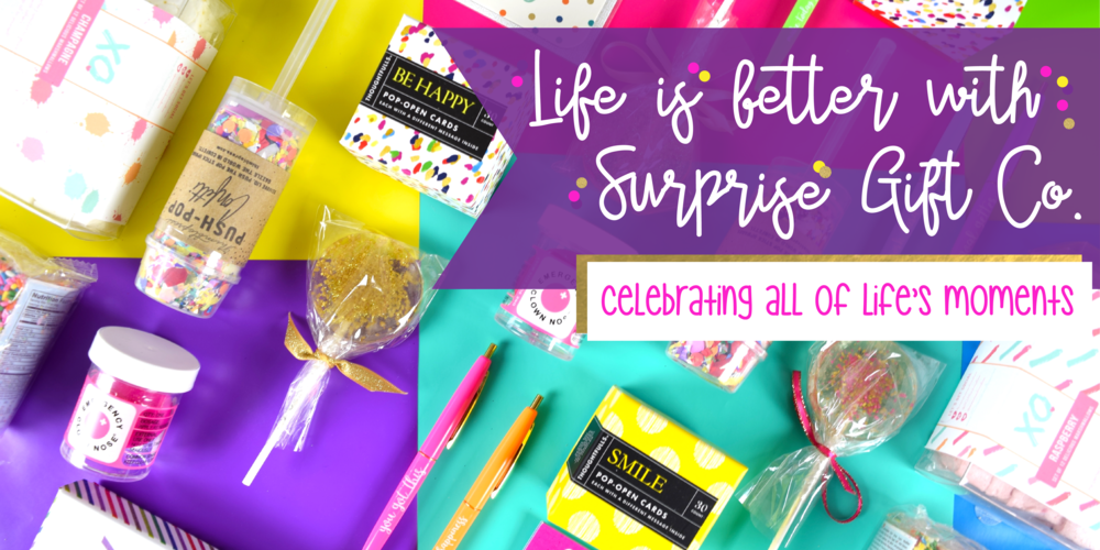 Surprise Gift Co. : Celebrate with a surprise gift