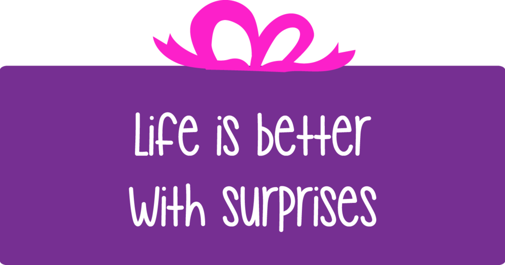 Surprise Gift Co. : Life is Better with Surprises