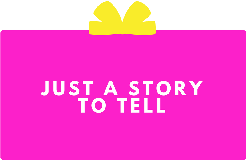 Surprise Gift Co. Blog : Just A Story To Tell