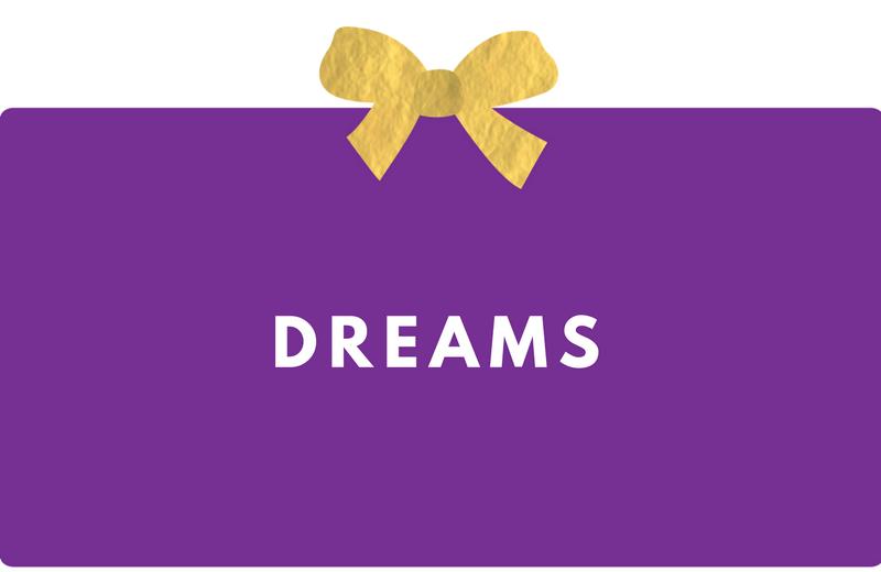 Surprise Gift Co. Blog : Dreams