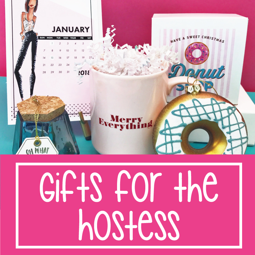 Surprise Gift Co : Gifts for the Hostess