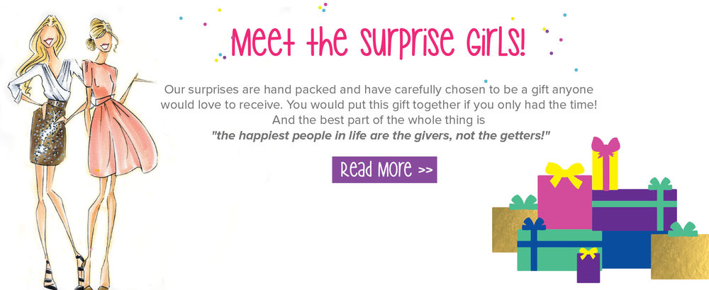Surprise Gift Co. : Meet the Surprise Girls