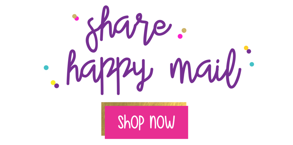 Surprise Gift Co. : Share Happy Mail