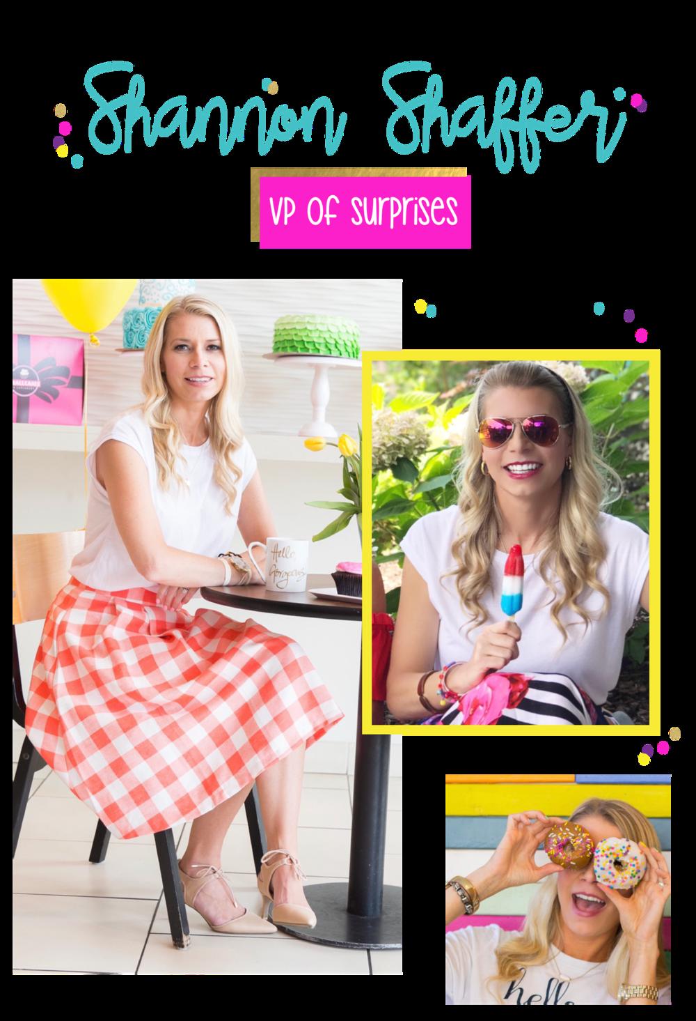 Surprise Gift Co. : Meet Shannon Shaffer, VP of Surprises