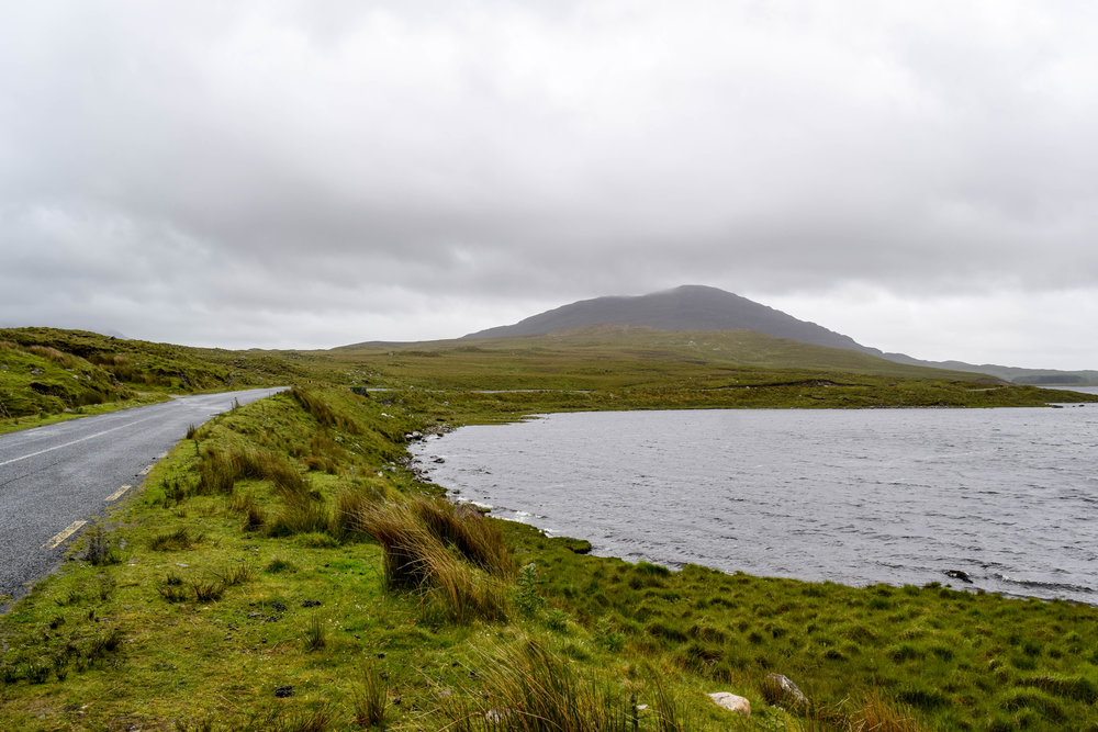 If you can emotionally survive the car ride, the Wild Atlantic Way offers breathtaking views of Ireland's natural beauty. And also rain. Lots of rain.