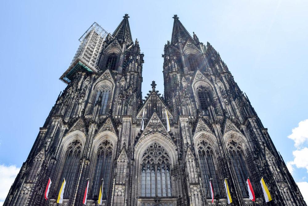 The Cologne Cathedral (Kölner Dom)