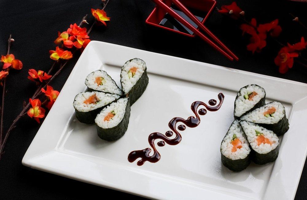 10. Sushi -