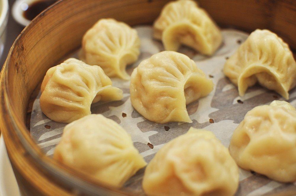 9. Dumplings -