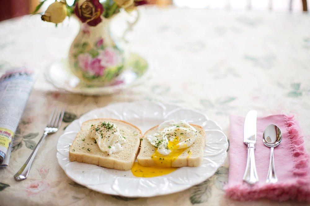 7. Eggs -