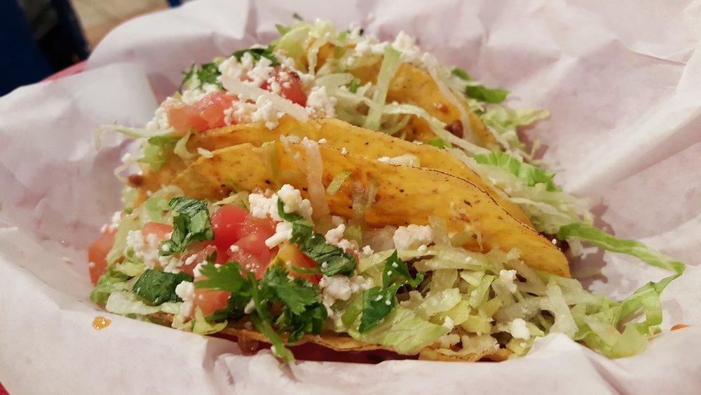 6. Tacos -