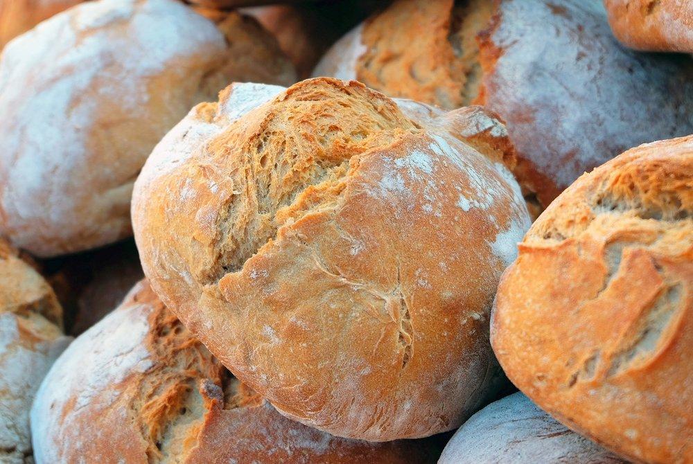 3. Bread -