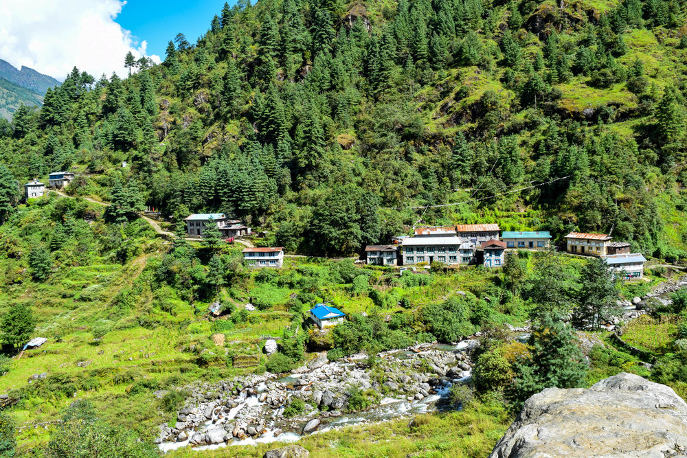 Homes at Improbable Altitudes: The Nepal Story