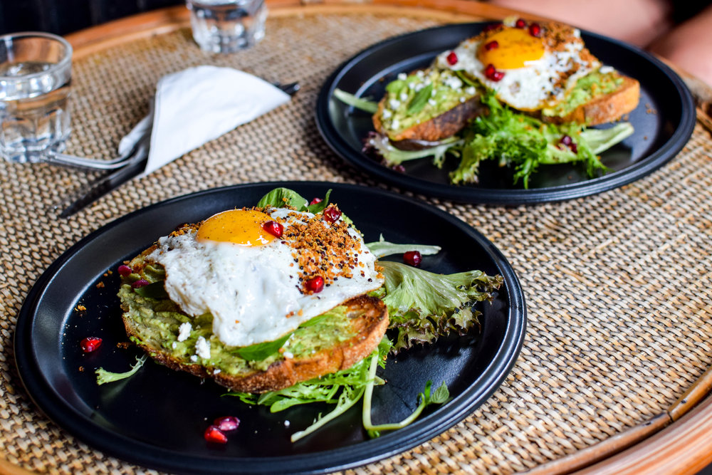 And they have killer avocado toast.