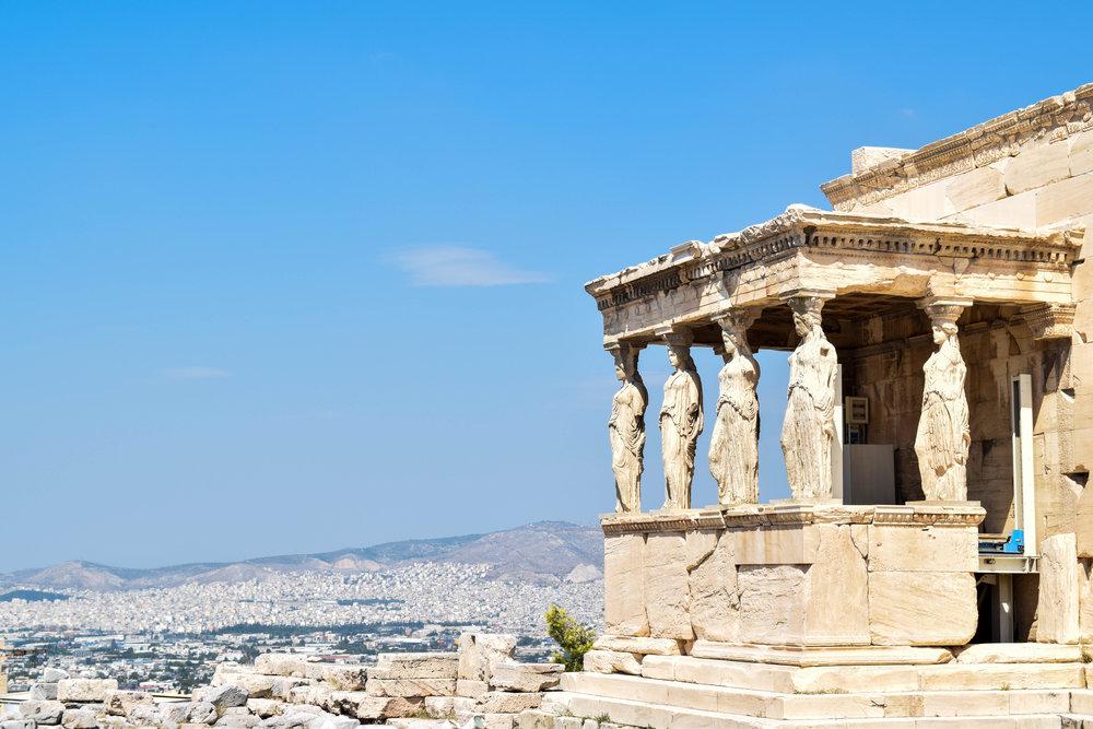 8. Athens -
