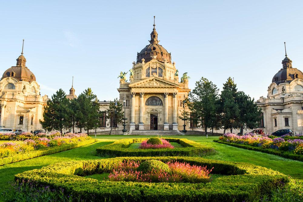 2. Budapest -