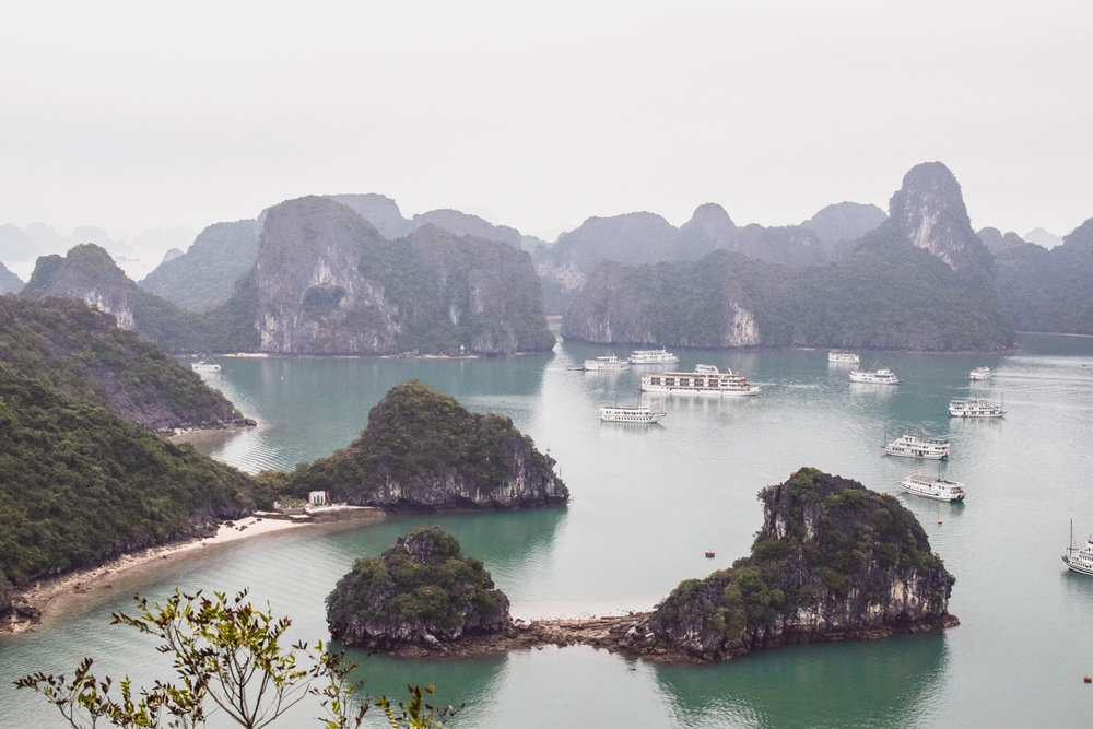 Hello, Vietnam.