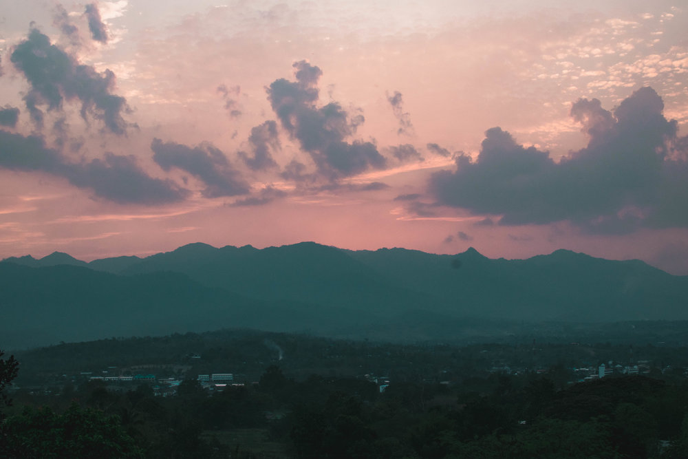 Turns out we watched a lot of sunsets in Pai.