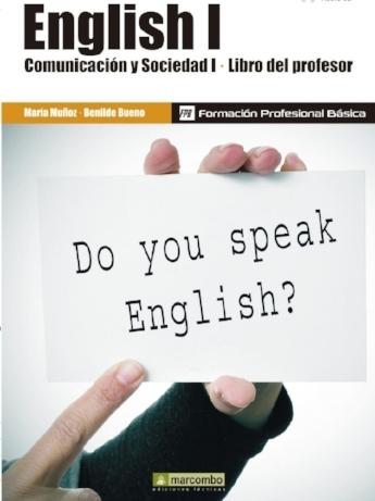 English I - Marcombo