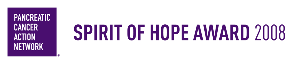 Pancreatic Cancer Survivor Laurie MacCaskill Receives 2008 Spirit of Hope Award