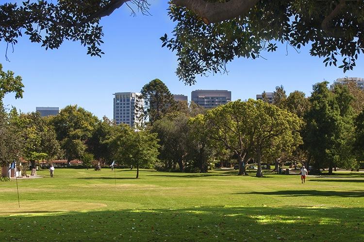 Holmby Park, Los Angeles, CA
