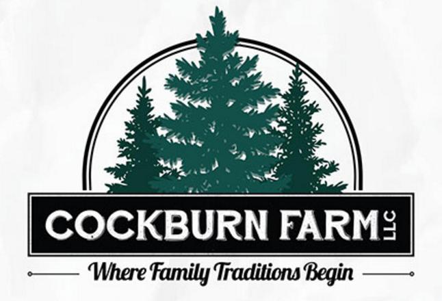Christmas Tree Farm Logo.Cockburn