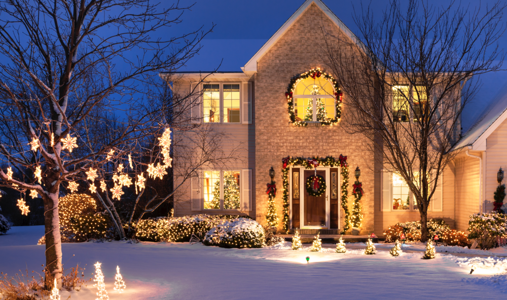holiday decorating service in Garrion, NY