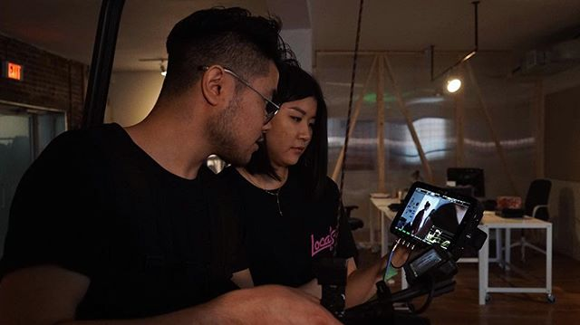 Spotlight 💡 on our groovy cast and crew part 2: . . 🎥 Director of Photography / 🎨 Colourist @bykevinwu You'll either find Kevin behind a camera or a colour grading panel twiddling a tablet pen. Although he pursued cinematography initially, he eventually found himself in the world of post-production colour. He currently hones his craft in colour grading as an assistant colourist at one of North America's leading creative VFX studios, Artjail. . . 🎞 Editor @la.hanii Lia is a Ryerson RTA graduate with a keen eye and passion for visual storytelling. After graduation she took a step into the industry by working as an executive coordinator at a pre-production company. But now she finds herself exploring her dream career in post production editing, and she loves it.  COUNTDOWN IS ON 🌟 5 more days til DIYtho: How to get a Job ✏️