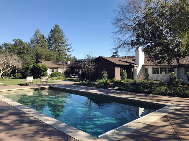 Dreaming about summer while touring this absolutely stunning estate yesterday in Lafayette! One of the most exceptional properties we have seen during our careers! #lafayette #lafayetterealestate #lamorinda #lamorindarealestate #branaghrealty #realtor