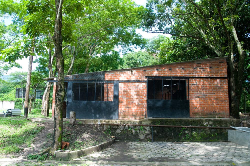 El hogar del Chaparro Flor de Fuego, Guazapa, San Salvador