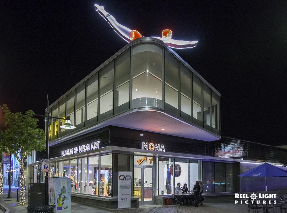GYP ~ Museum of Modern Neon Art