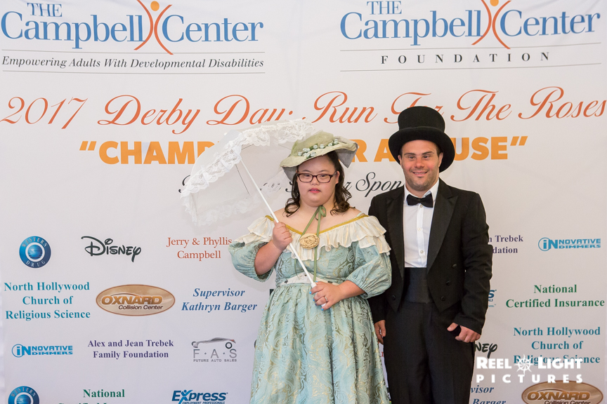 The Campbell Center ~ Derby Day