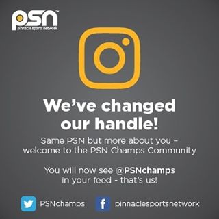 #HappyMonday! Just a heads up, we've officially changed our handle to @PSNchamps - you don't need to do a thing, you'll just be seeing our new handle in your feed from now on. Welcome to the PSN Champs community! #WeArePSN #PSNchamps #youthathletics