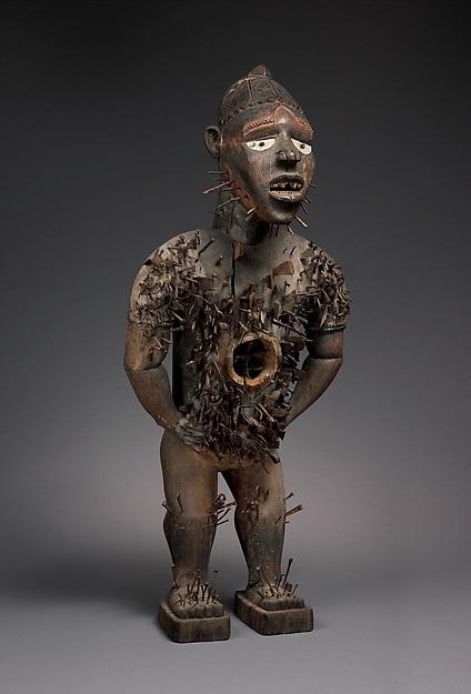 Power Figure (Nkisi N'Kondi: Mangaaka)
