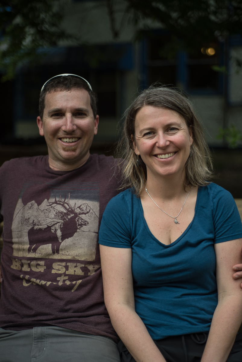 Nick and Jen Lyman paddled for a weekend, flew in from Portland, OR. Nick is an ex-geographer-turned-software-app-developer in tune with quiet and collecting firewood. Jen works for the city of Portland in transportation, on a quest daily to make light of anything and everything.