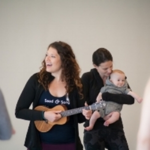 LAURA ROSE ANDERSON   Seed & Song Class: Growing together with Music & Yoga for Kids