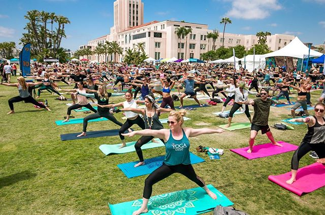 We're ecstatic to announce that we will be partnering with Manduka for the 2019 Festival of Yoga & Healthy Living, happening June 23rd at Downtown's beautiful Waterfront Park. Since their beginnings, Manduka has been inspired and guided by a responsibility to reduce global consumption by making better products that last longer. Their design approach is rooted in principles of conservancy and transparency, creating mats, towels, props and apparel while also making every possible effort to minimize environmental waste. They're constantly searching for innovative partners and updated technologies to further respect the land upon which we place our mats and our intentions. In that spirit, Manduka will be outfitting all of our fabulous teachers, as well as donating a mat to be raffled away in the month leading up to the event! Stay tuned for the giveaway, and be sure to follow the link in our bio to register.