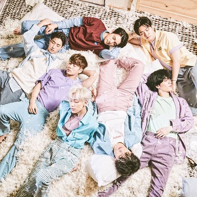 "GOT7 have made their comeback today with the release of their new album ""Present:You"". The band also released their MV for the track ""Lullaby"". Did you check it out yet? Comment and tell us what you think! . . . . #kpop #GOT7 #Lullaby #갓세븐 #PresentYOU #GOT7_LULLABY #갓세븐_LULLABY_6시공개 #JB #진영 #잭슨 #유겸 #영재 #뱀뱀 #마크 #Mark #marktuan #MarkBam #BamBam #igot7 #aghase #아가새 #jaebum #imjaebum #jackson #wangjackson #youngjae #choiyoungjae #yugyeom #kimyugyeom #jinyoung"