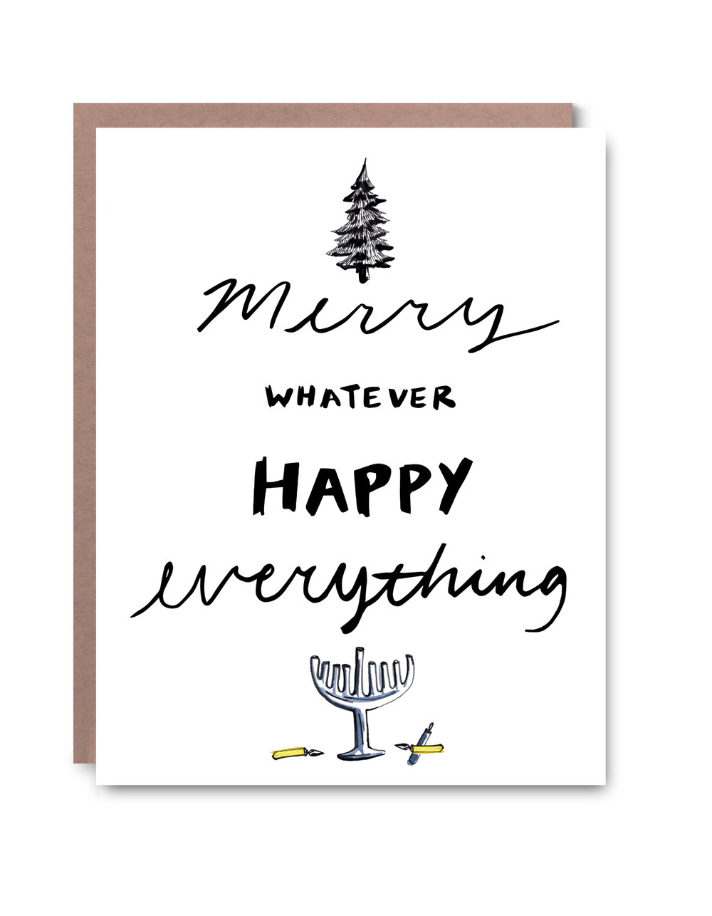 Happy Everything Card - $5.00
