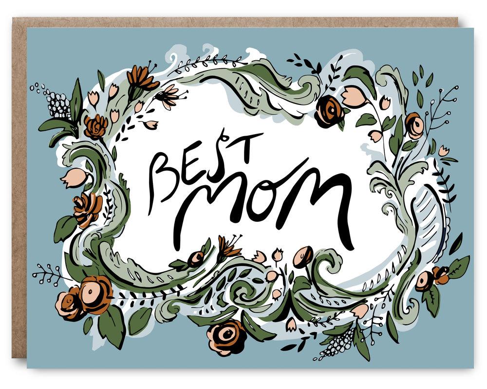 Best Mom - $5.00